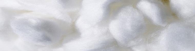 Close-up of Cottonballs